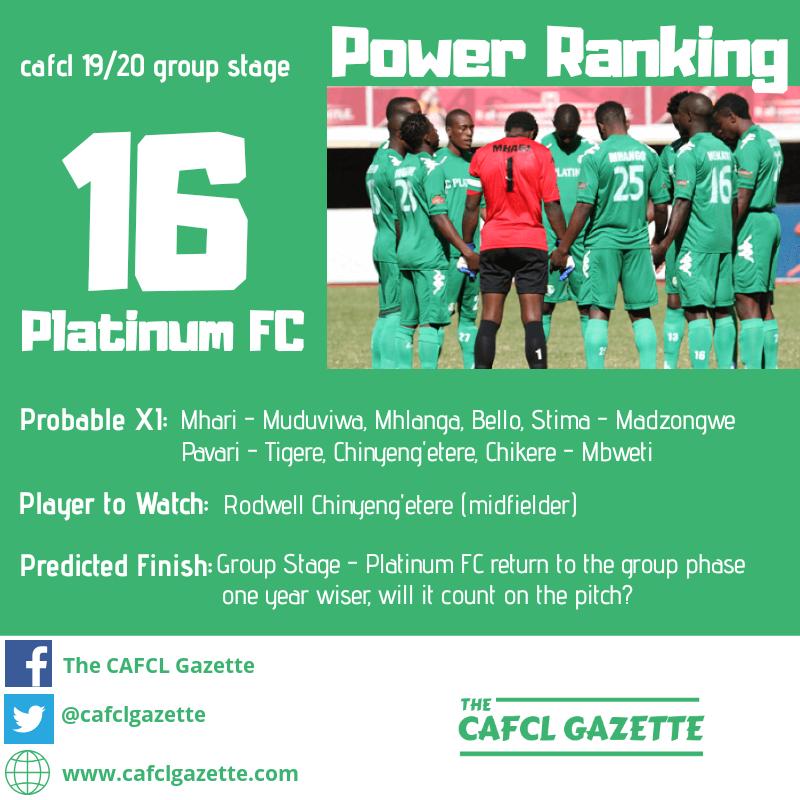 Platinum FC Profile