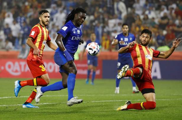 Club World Cup 2019 Esperance Tunis v Al Hilal