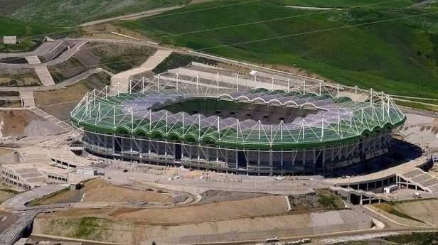 Tizi Ouzou Stadium
