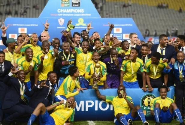 Sundowns CAFCL winners