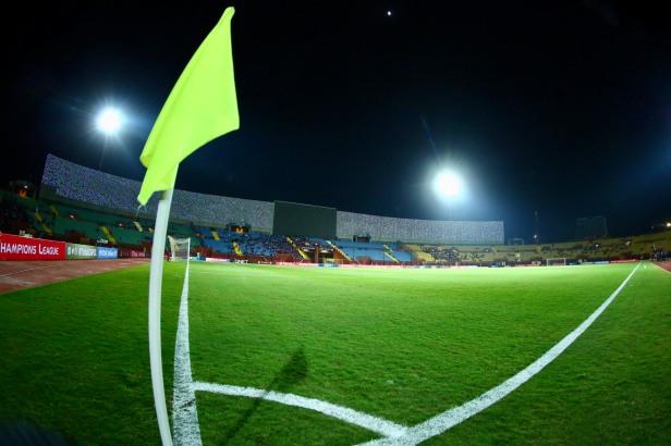 Al Salam Stadium