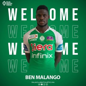 Ben Malango Raja Casablanca