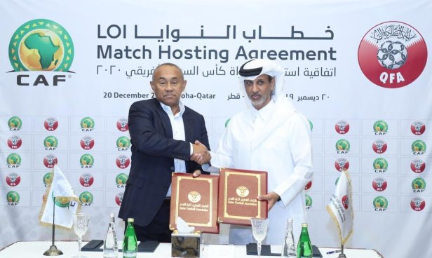 CAF Qatar Collaboration