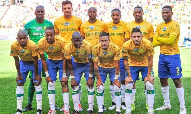 Sundowns Team Photo