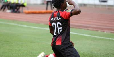Mabululo goal versus TP Mazembe