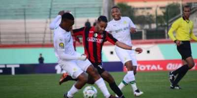 USM Alger v Sundowns