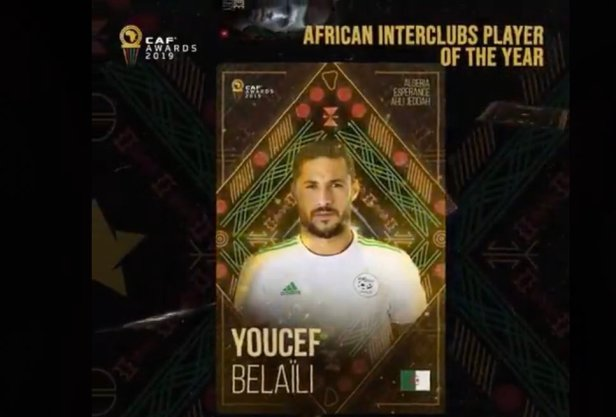 Belaili player of the year