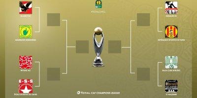 CAFCL 19/20 quarterfinals