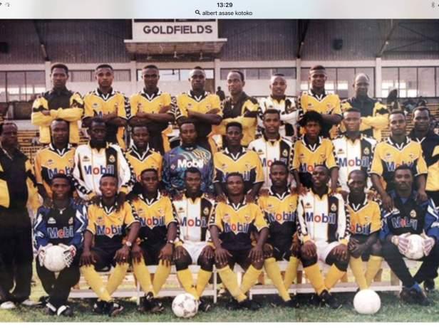 Obuasi Goldfields 1997