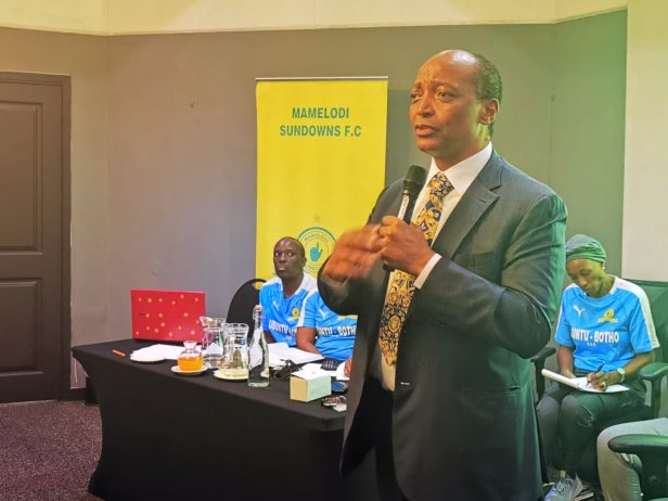 Sundowns NEC meeting