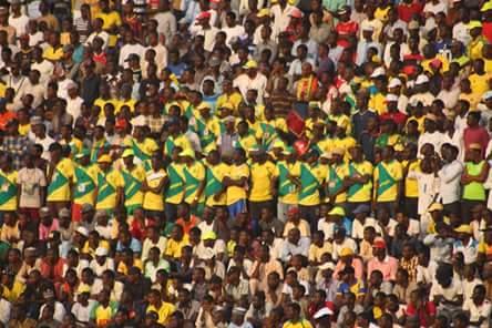 Kano Pillars fans