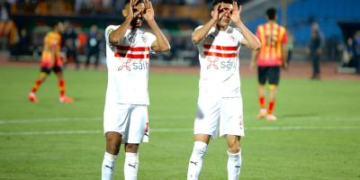Zamalek 3-1 Esperance CAFCL