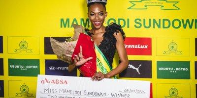 Kadija Makhaya Miss Sundowns 2020