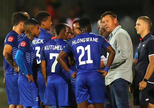 Eric Tinkler Supersport Utd
