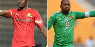 Khune vs Onyango