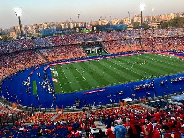 Cairo Stadium 2019