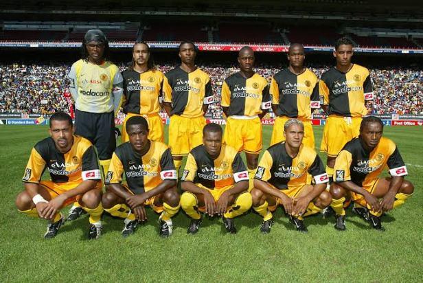 Kaizer Chiefs 2001