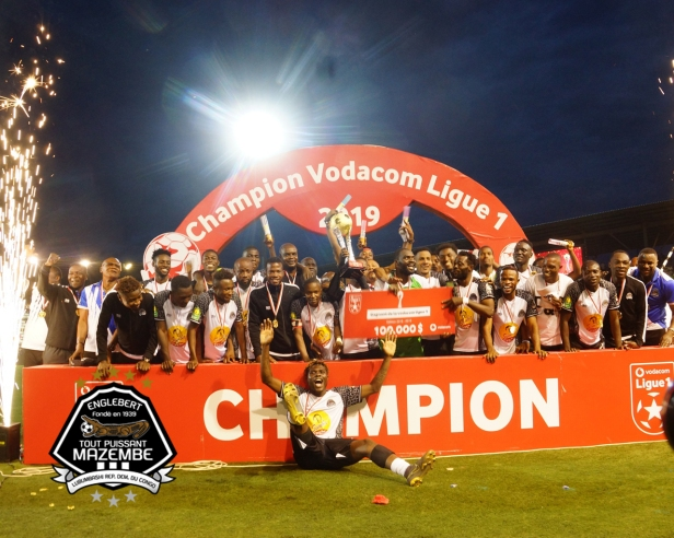 TP Mazembe Linafoot Champions