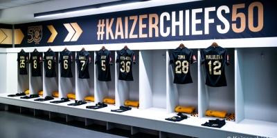 #KaizerChiefs50