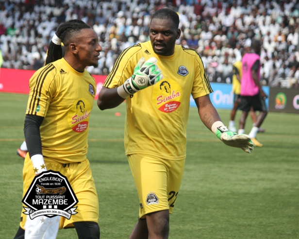 Sylvain Gbohouo TP Mazembe