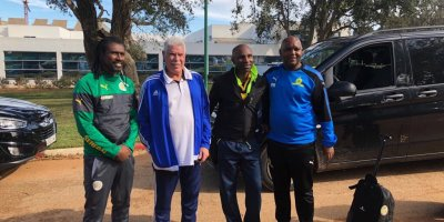 CAF Pro License coaches