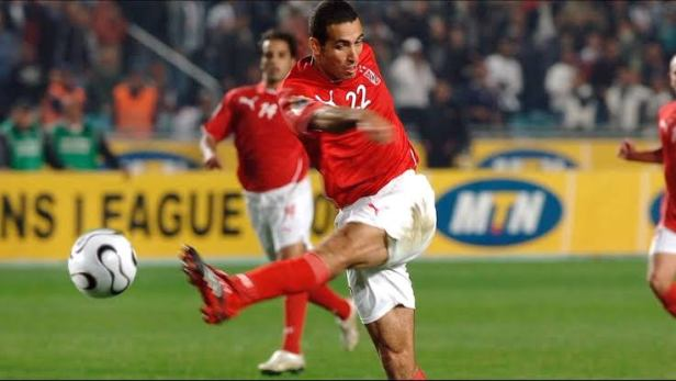 Aboutrika vs CS Sfaxien 2006