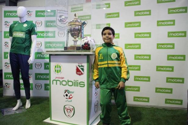 Mobilis Coupe Algerie