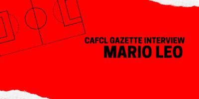 CAFCL Gazette Mario Leo