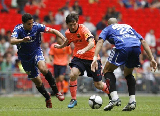 Barcelona vs Al Ahly 2009