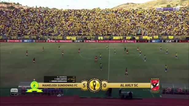 Sundowns v Al Ahly 2019