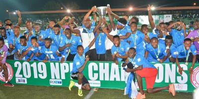 NPFL Champions 2019