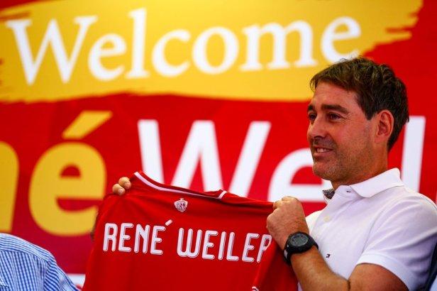 Rene Weiler Al Ahly