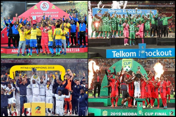 Domestic Cups in South Africa