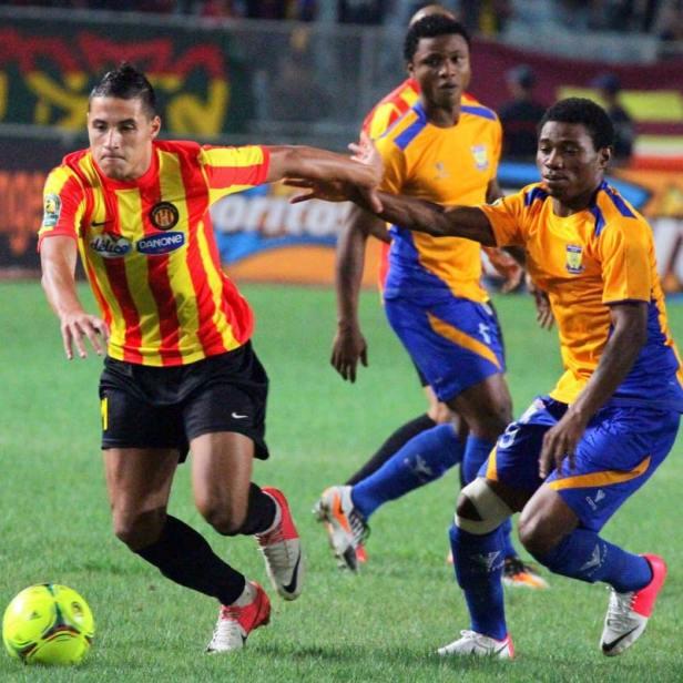 Esperance Tunis v Sunshine Stars 2012