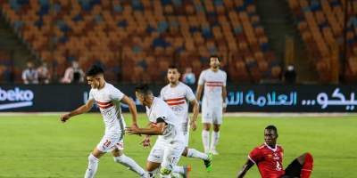 Zamalek vs Al Ahly August 2020