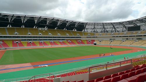 Estadio 11 de Novembro
