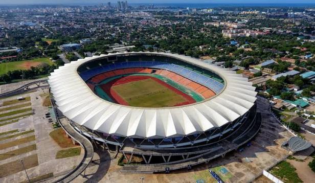 Benjamin Mkapa Stadium
