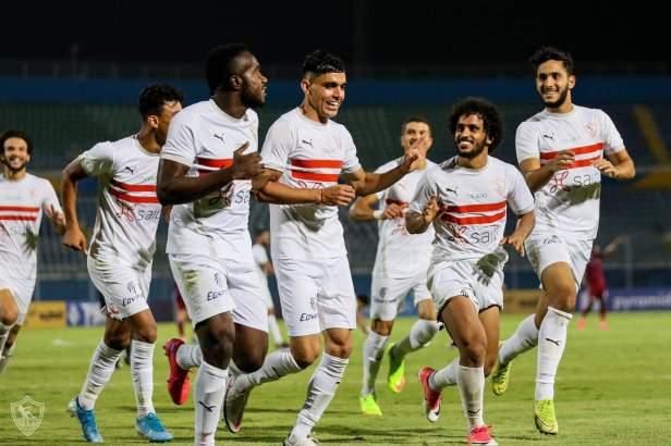 Zamalek beats Pyramids