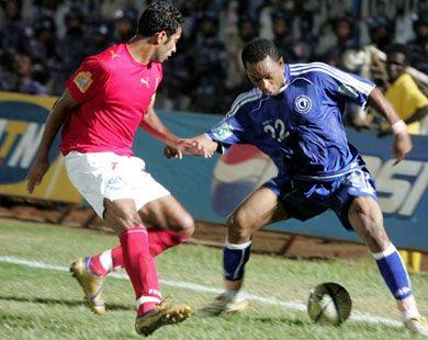 Al Hilal vs Al Ahly 2007