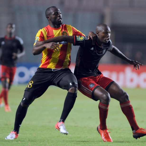 Esperance Tunis vs Orlando Pirates 2013