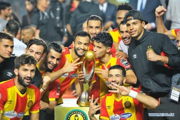 Esperance Tunis CAFCL winners 2018