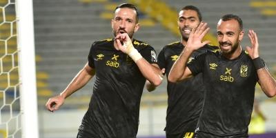 Ali Maaloul goal vs Wydad