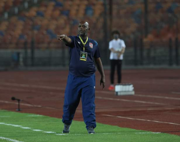 Pitso Mosimane Ahly CAFCL