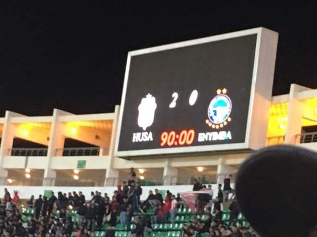 Hassania Agadir vs Enyimba CAFCC