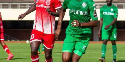 Platinum FC v Simba SC CAFCL